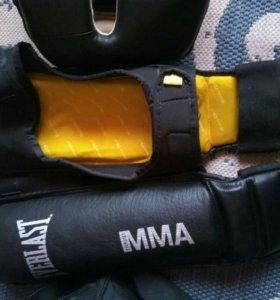 Детский набор для карате , тайского бокса и мма