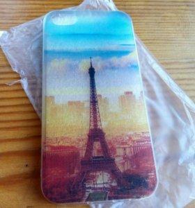 Чехол и бампер iPhone 5/5s