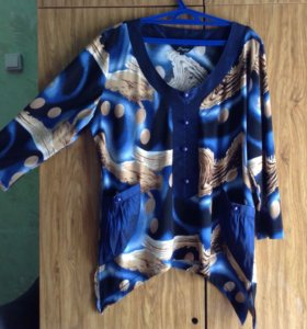 Новая блуза, р. 48-50