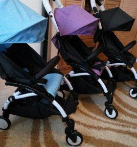 Новые коляски BabyTime+чехол на ножки