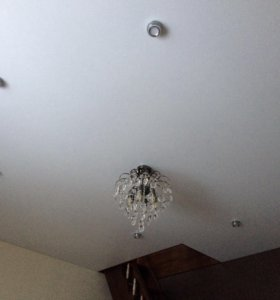 Потолки натяжные