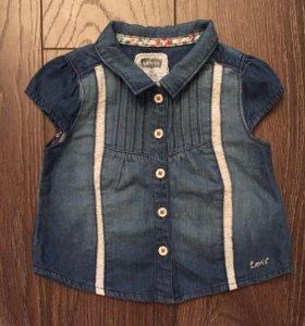 Рубашка Levi's на 1,5 года