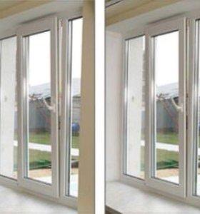 Металлопластиковые окна-двери-балконы-лоджии