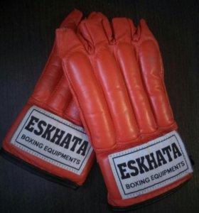 Перчатки eskhata boxing equipments