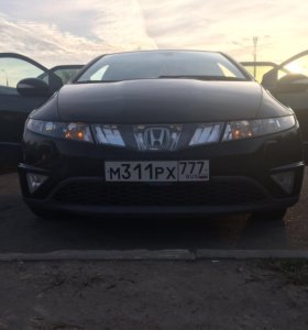 Honda Civic hatchback 5d, 1.8