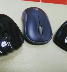 НОВЫЕ!!! Компьютерная мышь, беспроводная