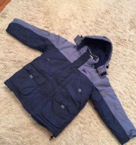 Зимняя куртка 13-14 лет