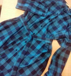 Платье-рубашка новая!
