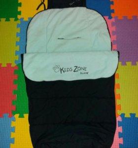 Чехол универсальный для коляски JANE Kids Zone
