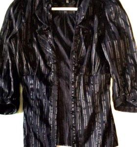 Блуза ZARA BASIC . Original .