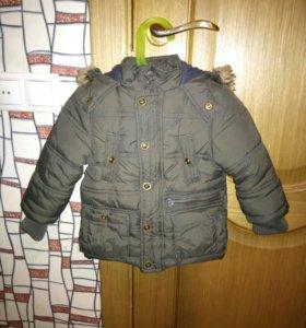 Куртка демисезонная унисекс