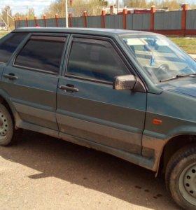ВАЗ 2114, 2006 г.
