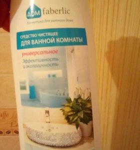 Средство чистящее для ванной комнаты