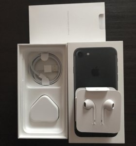 Apple iPhone 7 32 gb matte black