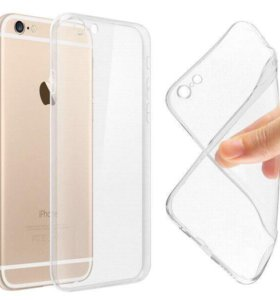 Чехол силиконовый для iPhone