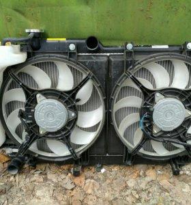 Радиатор субару 2006-2016