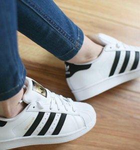 Кроссовки Adidas Superstar унисекс