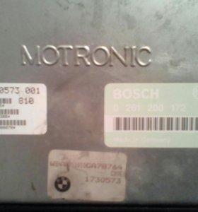 Блок управления на BMW , motronic m20b20.