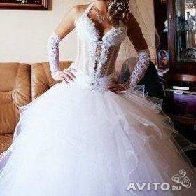 Свадебное платье, 40-44