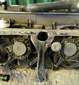 Радиатор кондиционера субару xv 2012-2015