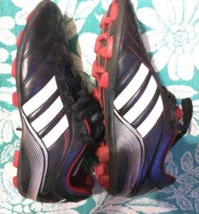 Adidas Puntero.Бутсы футбольные(детские)