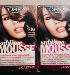 Краска LOREAL Sublime Mousse