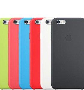 Кожаные чехлы iPhone 6/6s/7