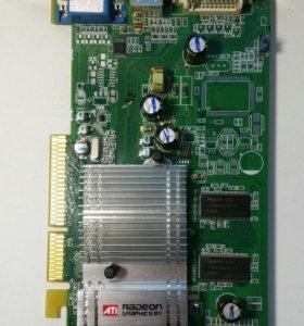 Видеокарта Radeon 9600 128 MB