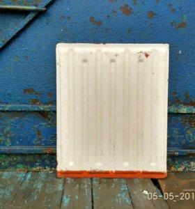Радиатор отопления плоский