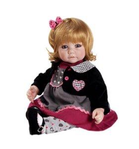 Кукла Adora Клеточки и сердечки