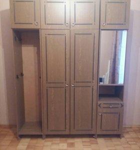прихожая из 3 шкафов