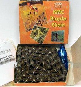 Велосипедные цепи КМС