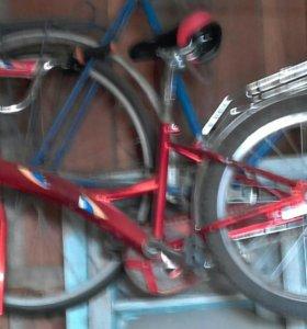 Велосипед (для мальчика и девочки )