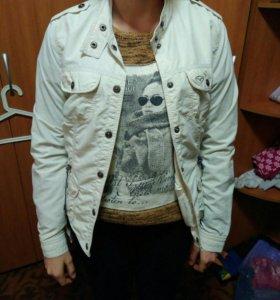 Новая женская куртка ветровка