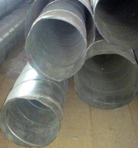 Трубы для вентиляции