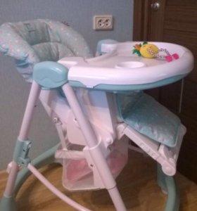 """Детский стульчик для кормления Happy Baby """"Kevin"""""""