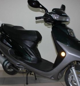 Запчасти для скутера haobon 150