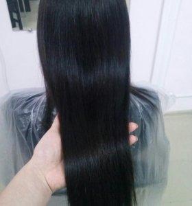 Кератиновое выпрямление волос.Ботокс волос.Гелендж