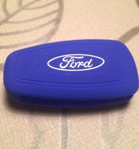 Чехол на ключ от Форд фокус 3