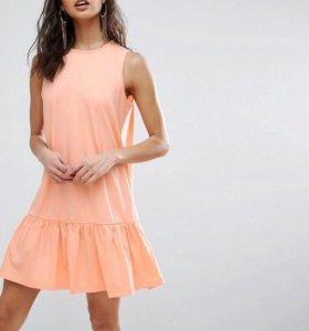 Хлопковое платье Asos