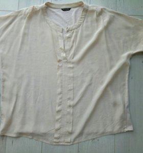 Блузочка футболочка Massimo Dutti 46 размер