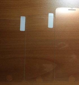 Защитные стекла на iPhone 5/5s/SE/6/6s