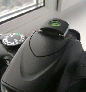 Заглушка-Уровень для фотоаппарата