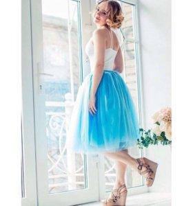 Женские юбки из Фатина