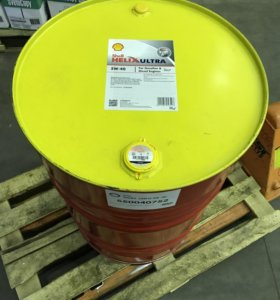 Моторное масло SHELL Helix Ultra 5W-40 209L