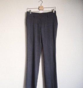 Классические темно-серые брюки