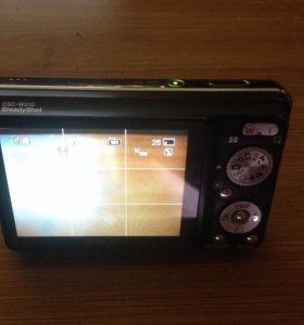 Фотоаппарат Sony DSC-W210