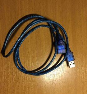 Удлинитель USB порта