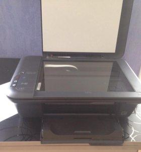 Принтер(сканер) hp deskjet 2050