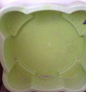 Детская ванна, песочница